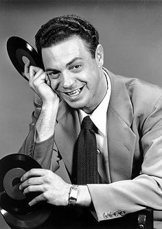Albert James Alan Freed December 15 1921 January 20 1965 was an American disc jockey He became internationally known for promoting the mix of blues New Bands, Rock Bands, Rock N Roll Music, Rock And Roll, Music Icon, My Music, Alan Freed, James Free, Rockabilly Music
