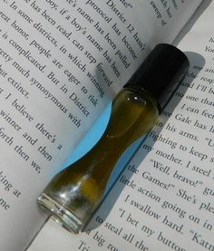 Peeta Cologne Oil - Sweet, spicy, warm, earthy and rich. on Etsy, $12.00