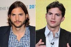 Bilderesultat for ashton kutcher hair