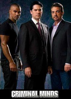 """(Criminal Minds) série T.V """"ESPRITS CRIMINELS""""..! Une équipe experte en profilage, .. et efficace!"""