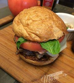 A New (and Delicious) Homemade Hamburger