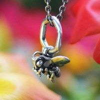 Visací šperk Thank you - OHM Beads
