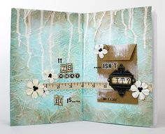 Simon Says Stamp Blog!: Shari Carroll returns for a Marvelous March Art Journaling Feature!