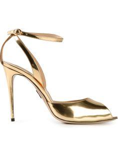 Paul Andrew Peep Toe Sandals - Stivali - Farfetch.com