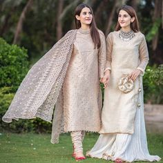 Pakistani Formal Dresses, Party Wear Indian Dresses, Pakistani Fashion Party Wear, Pakistani Wedding Outfits, Designer Party Wear Dresses, Kurti Designs Party Wear, Dress Indian Style, Indian Fashion Dresses, Pakistani Dress Design