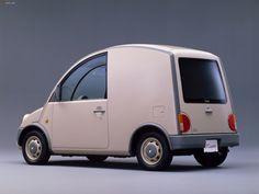 Nissan S-Cargo 1.5 (R-G20) 1989