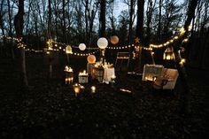 night garden party - Google Search