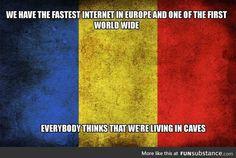 As a romaninan i can confirm