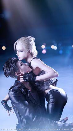 ichinosehikaru(一之濑光/一ノ瀬ヒカル) Yuri Plisetsky Cosplay Photo - Cure WorldCosplay
