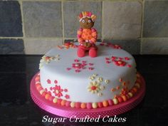 Upsy Daisy - Sugar Crafted Cakes based in Ripon, North Yorkshire covering Harrogate, Knaresborough, York, Boroughbridge, Northallerton, Thirsk & surrounding areas