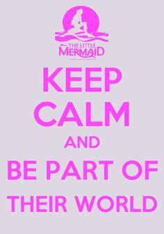 Mermaid World .