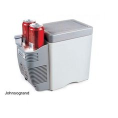 Travel Cooler 12V Warmer w/Cup Holders Traveling Camping Chest Truck Car Fishing #RoadPro