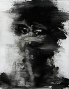 untitled oil on canvas x cm 2013 by KwangHo Shin, via Behance Figurative Kunst, Depression Art, Dark Art Drawings, Painting People, Arte Horror, Creepy Art, Art For Art Sake, Life Drawing, Art Plastique