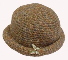 Free crochet or hat patterns | ruse hat pattern love this pattern have you a pattern for a cloche hat ...