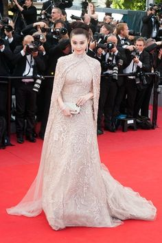Fan Bingbing - Stars at the Premiere of 'Rust and Bone' at Cannes