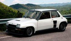 Mid-engine Renault 5 Turbo II