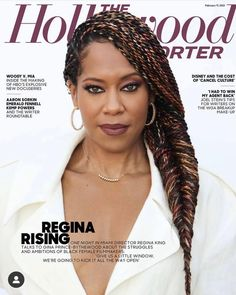 Emerald Fennell, Regina King, Breakup, Make Up, Give It To Me, The Hollywood Reporter, In Hollywood, Thats Not My, Writer