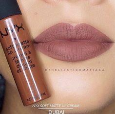 Dubai NYX Soft Matte // Patrizia Conde
