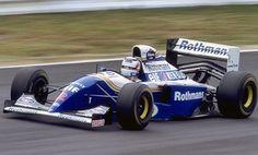 Nigel Mansell                                    Williams FW16B…