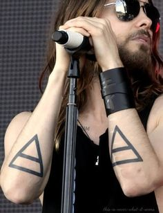 Jared Leto, you don't know it but you're an inspiration for me since i'm 11...Thank you