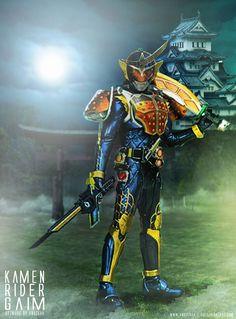 Kamen Rider Gaim by anugerah-ilahi.deviantart.com on @deviantART