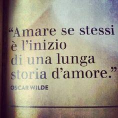 història damor, linici duna, educació emocion, llarga història, duna llarga, aprendendo italiano, parlo italiano, miei aforismi, oscar wilde
