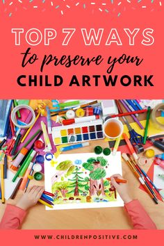 We used to place everything on the fridge but now there are so many collages, drawings and other crafts made by our kids we would have to buy 10 more fridges to continue this practice. Here are some ideas on how to give your kids' artwork a new purpose. Parenting Toddlers, Parenting Hacks, Crafts To Make, Crafts For Kids, Kids Artwork, Mom Advice, Some Ideas, Family Kids, Our Kids