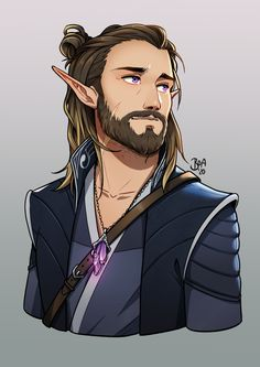 Fantasy Character Design, Character Design Inspiration, Character Concept, Character Art, Elf Characters, Dungeons And Dragons Characters, Fantasy Characters, Elves Fantasy, Fantasy Male