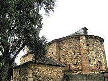 Iglesia románica de Santa María de Vizbayo (Otero de Ponferrada).