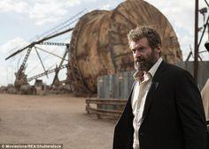 The last hurrah:Logan - Hugh's final performance as Wolverine - opens in Australian cinemas on March 2