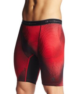 40% Off was $22.00, now is $13.20! Champion Men's Powerflex Compression Short-Print