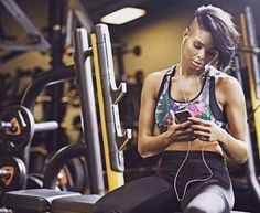 Reposting @sixsyix: I knew it! As a matter of fact, who watches tv while working out??? 😒💪💁😄💛 Why Exercising With Your Phone is Ruining Your Workouts http://crwd.fr/2wsTSZb #health #fitness #fit #TFLers #fitnessmodel #fitnessaddict #fitspo #workout #bodybuilding #cardio #gym #train #training #photooftheday #health #healthy #instahealth #healthychoices #active #strong #motivation #instagood #determination #lifestyle #diet #getfit #cleaneating #eatclean #exercise