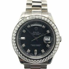 7bf309a1a3f awesome Rolex Day-Date swiss-automatic mens Watch 218349 (Certified  Pre-owned