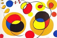 Alexander Calder - Overlapping