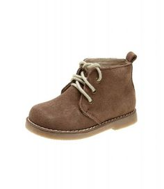 premium selection 15e6c e9356 Toddler boots - so cute! Walnut Melbourne - Desert Boot in light brown.