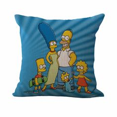 The Simpsons Pillow cover 45X45CM  $14.99 Free Shipping worldwide if you like it share it with your friends ! Link in BIO section ! #thesimpsons #thesimpsonstappedout #thesimpsonsclips #thesimpsonsmovie #thesimpsonsride #thesimpsonstattoo #thesimpsonsfan #thesimpsonslego #thesimpsonsgame #thesimpsonstoys #thesimpsonsman