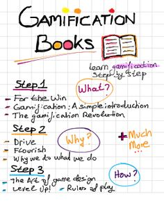 Gamification books: Become a Gamification expert step by step!