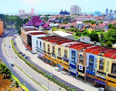 Melaka (Malaka), Malaysia Street View