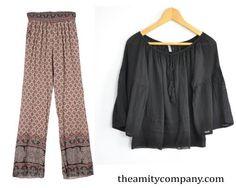 #looks #outfit #moda #style #verano #summer #beach #boho #hippie #chic #casual #mujer #tendencias #tendencia