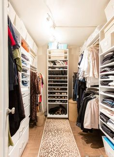 Sweeten Closet