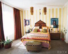 A guest room at Hotel Monaco