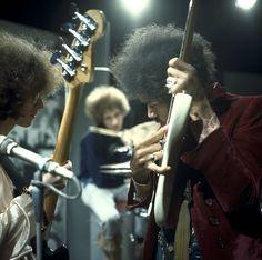 Jimi Hendrix Experience.