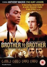 Black on black gay movies