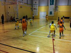 Alevins: EB l'Olleria - CB Picassent A (31-1-2014).