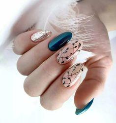 Pink Nail Art, Cute Acrylic Nails, Pink Nails, My Nails, Leopard Nails, Glitter Nails, Classy Nails, Stylish Nails, Trendy Nails