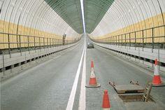 Dartford tunnel