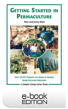 Getting started in permaculture