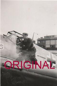 Luftwaffe Me109 Galland Flieger-Ass Staffelwappen Jagdgeschwader 26 Schlageter 1 in Sammeln & Seltenes, Militaria, 1918-1945 | eBay