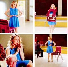 Becca Tobin is back! Kitty Wilde makes an appearance in the Ep. 6x02 'Homecoming'. The first Newbie returns ♥