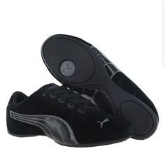 b42d6f1dcdd Shop Women s Puma Black Gray size 8 Sneakers at a discounted price at  Poshmark. Description